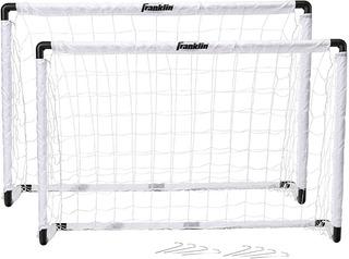 2 Porterias Futbol Soccer Mls Franklin Sports 137 X 91 Cm