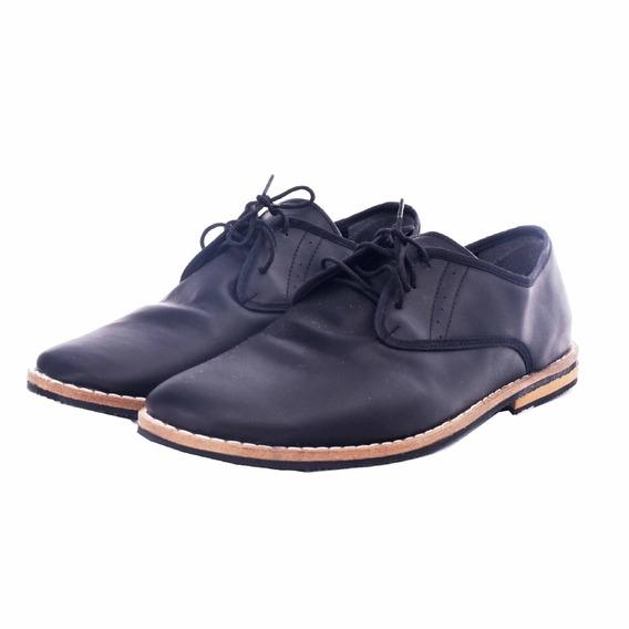 Customs Ba Zapatos Hombre Botitas Vestir Botas Cuero Ec Keyw