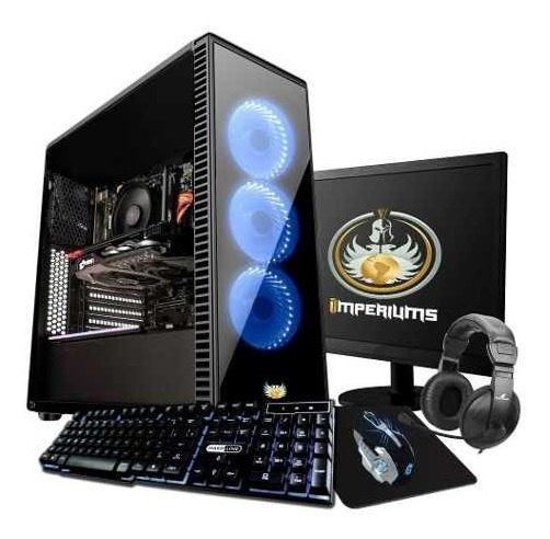 Pc Completo Gamer A4 6300 + 8gb, Kit Gamer Frete Gratis!