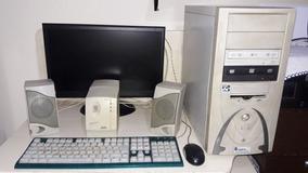 Desktop, Sistema E Apps Novos, 3gb, Hd160 (troco Tvbox)
