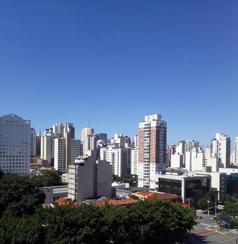 Imagem 1 de 15 de Apartamento Para Locação Em São Paulo, Pinheiros, 1 Dormitório, 1 Banheiro, 1 Vaga - Apfe0591_2-1175743
