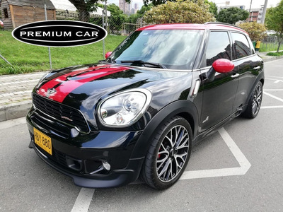Mini Cooper S Countryman Jcw 1.6 Turbo 4x4 Mecánico