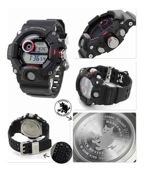 Relógio Casio G-shock Rangeman Solar Gw9400-1 Garantia 2 Ano