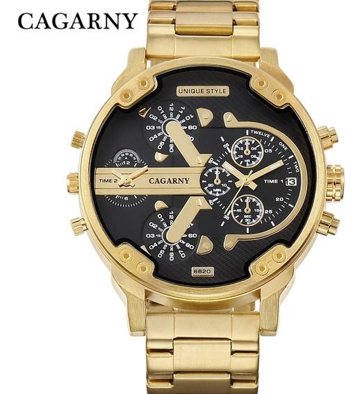 Relógio Cagarny Prova D