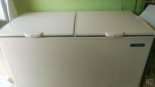 1 Refrigerador Balcão E 2 Frezzer