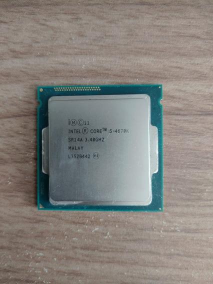 Processador Intel Core I5-4670k