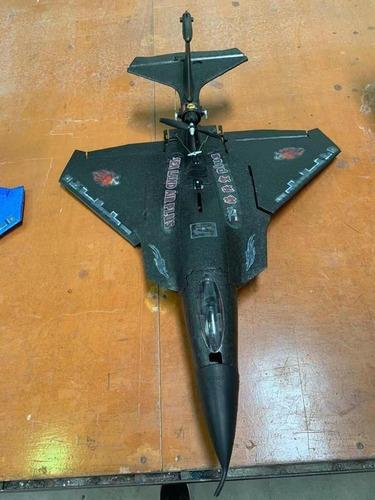 Imagen 1 de 5 de Avión Eléctrico Aeromodelismo Rc