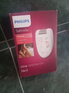 Maquina Philips Satinelle Para Depilacion Piernas,brazos
