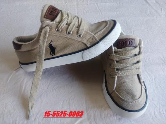 Zapatillas Polo Ralph Lauren T30 Originales Eeuu