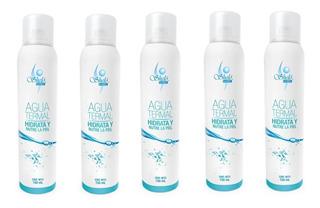 Agua Termal Shelo Nabel Especial Rostro 5 Pzas Envio Gratis