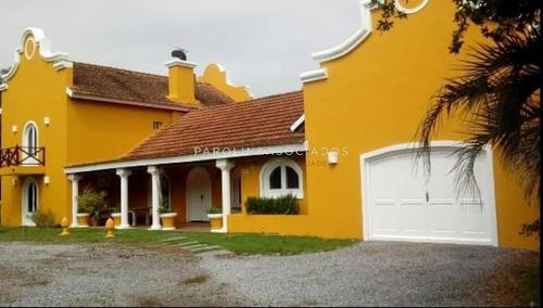 Chacra En Venta De 5 Dormitorios En La Barra- Ref: 4143