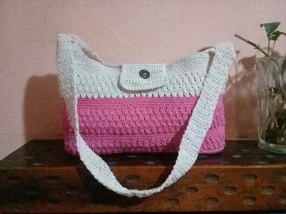 Cartera Realizada A Crochet