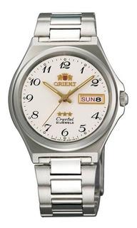 Reloj Orient Fab02004w Automatico Calendario Para Hombre