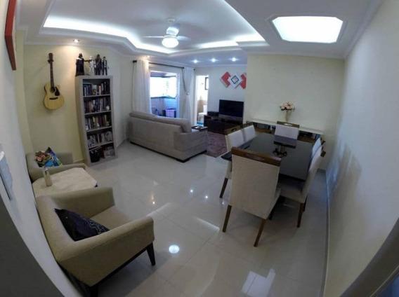 Apartamento Planejado Com 3 Suítes Para Alugar, 110 M² Por R$ 3.300/mês - Canto Do Forte - Praia Grande/sp. - Ap2911