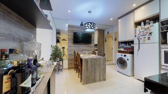 Apartamento À Venda Em Itaim Bibi, Com 1 Quarto, 42 M² - Sf28547