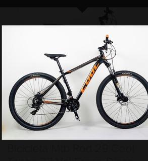 Bicicleta Cool Funk Rodado 29