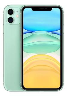 iPhone 11 128 Gb Verde 4gb Ram Sellado Garantia Apple Jujuy
