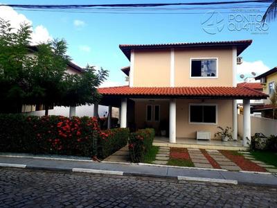 Casa Em Condominio - Buraquinho - Ref: 5316 - V-5316