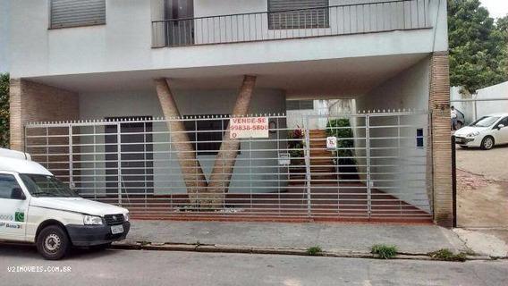 Casa Comercial Para Venda Em Jundiaí, Centro, 4 Dormitórios, 2 Vagas - Cg420_2-661199