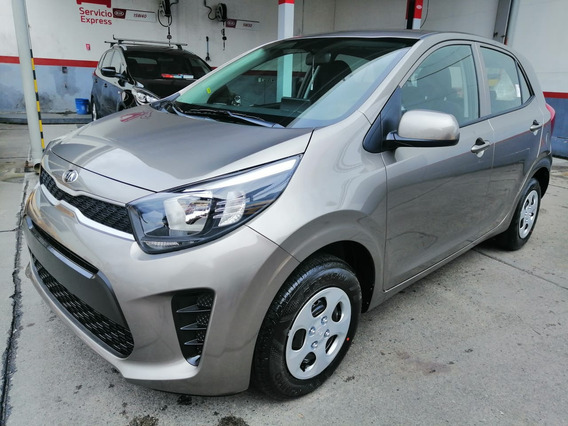 Kia Picanto Emotion 2020 5 Purtas