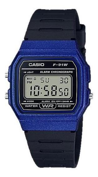 Reloj Casio Digital F-91wm-2a