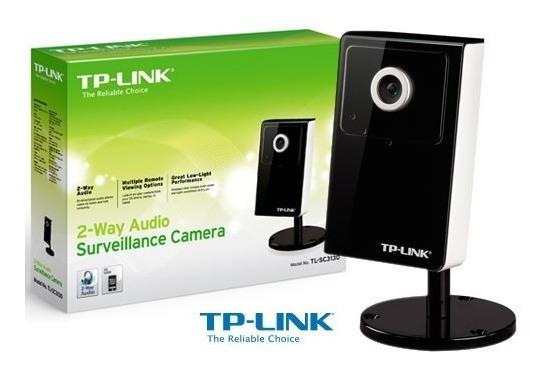 Camara De Vigilancia Ip Tp-link Tl-sc3130