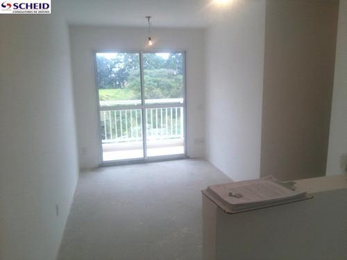 Imagem 1 de 15 de Apto Novo No Morumbi, 2 Dorms, 1 Suíte, Lazer Completo, Ótima Localização - Mc988