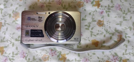 Câmera Digital Sony Cyber Shot Dsc W630 16.1mp