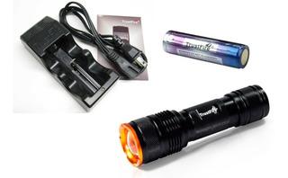 Liquidación De Lampara Trustfire Z3 4000 Lumenes Led L2