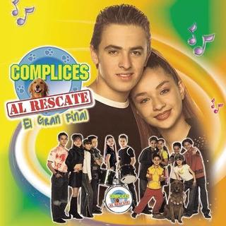 Cómplices Al Rescate - El Gran Final Cd 2002 /daniela Luján
