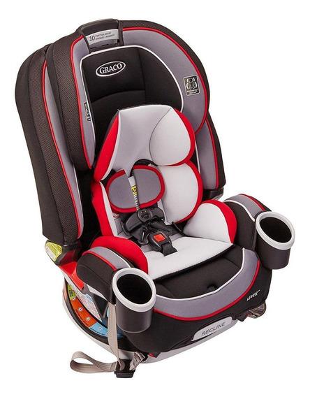 Silla infantil para carro Graco 4Ever 4-in-1 Cougar