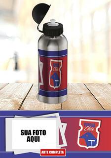 Garrafa Squeeze Times De Futebol Paraná Promoção