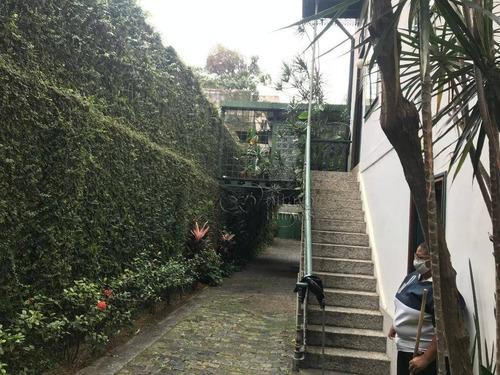 Casa À Venda, 336 M² Por R$ 1.200.000,00 - Rio Comprido - Rio De Janeiro/rj - Ca1610
