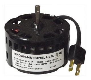 Nutone Replacement Fan Motor Para Modelo 671r 87594000
