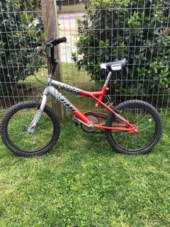 Bicicleta Bmx Rodado 14 Usada
