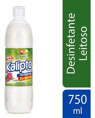 Imagem 1 de 1 de Desinfetante Kalipto Eucalipto 750ml