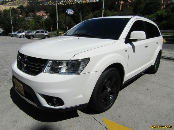Dodge Journey Sxt At 3600 7 Psj