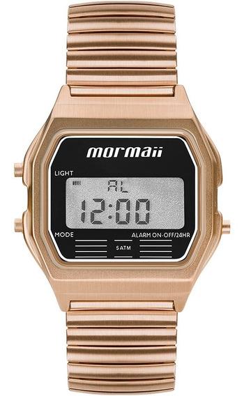 Relógio Feminino Mormaii Mojh02ax/4j Barato Garantia