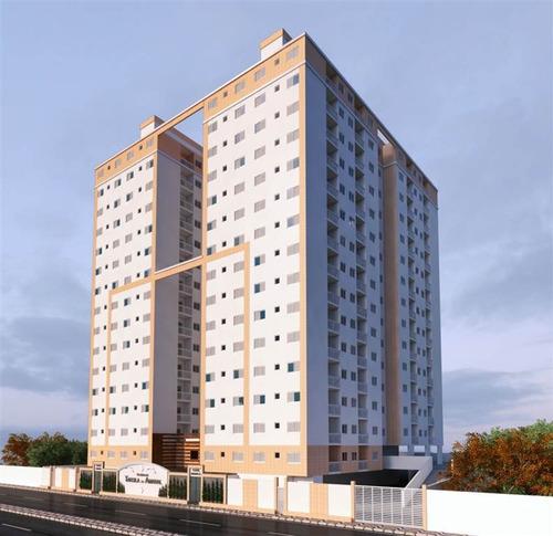 Apartamento, 2 Dorms Com 46.84 M² - Aviação - Praia Grande - Ref.: Cdl250 - Cdl250