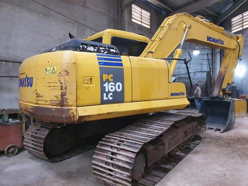Escavadeira Komatsu Pc160 2006