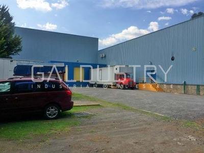 Bodega Industrial En Renta En Tlahuac