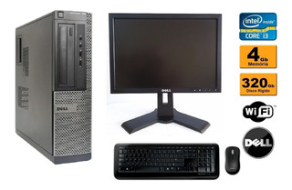 Computador Dell Optiplex 390 Core I3 4gb Ram Hd 320gb Wifi