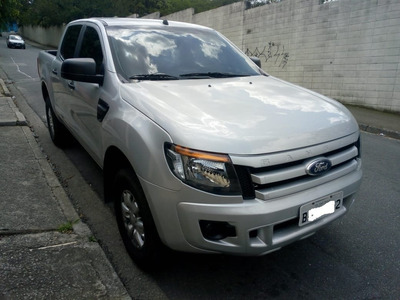 Ford Ranger 2.2 Xls 4x4 Cd 16v Diesel 4p Manual