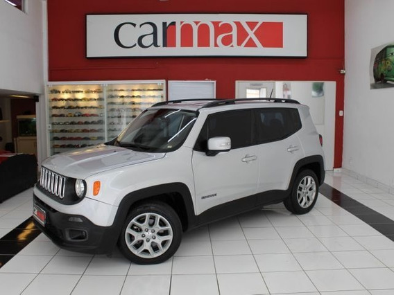 Jeep Renegade Longitude 1.8 16v Flex, Fvh3523