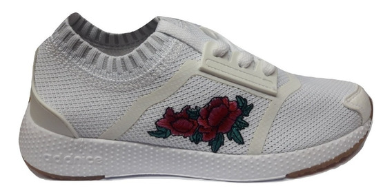¡oferta! Zapatillas Socks Addnice Blancas ¡¡envío Gratis!!