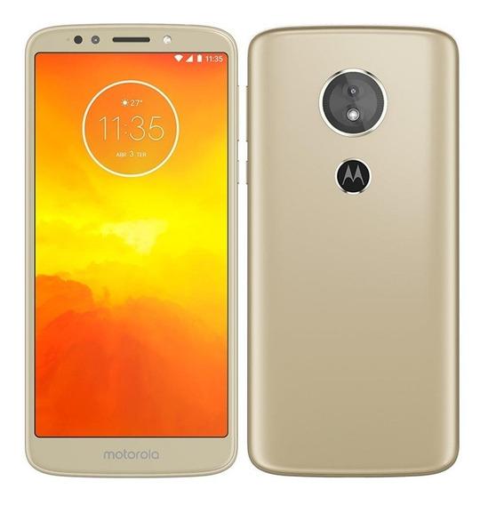 Smartphone Motorola Moto E5, Dual Chip,dourado,tela5.7 ,16gb