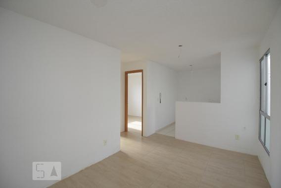 Apartamento Para Aluguel - São José, 2 Quartos, 50 - 893038493