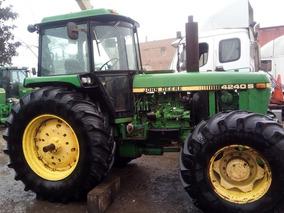 Tractor Agricola John Deere 4240 S De 132 Hp Rec. Importado