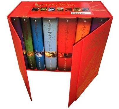 Harry Potter: The Complete Collection (boxed Set X 7) - Rowl