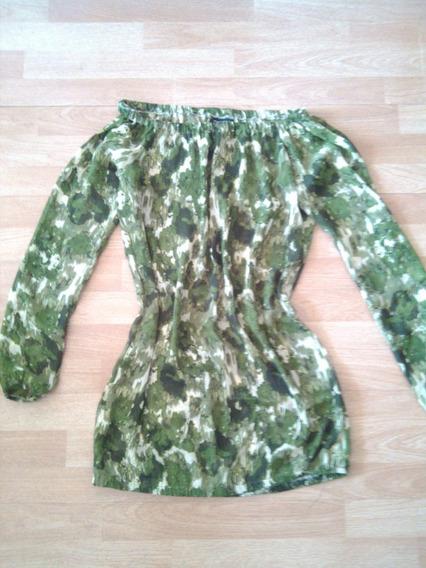 Vestido Remeron Camuflado